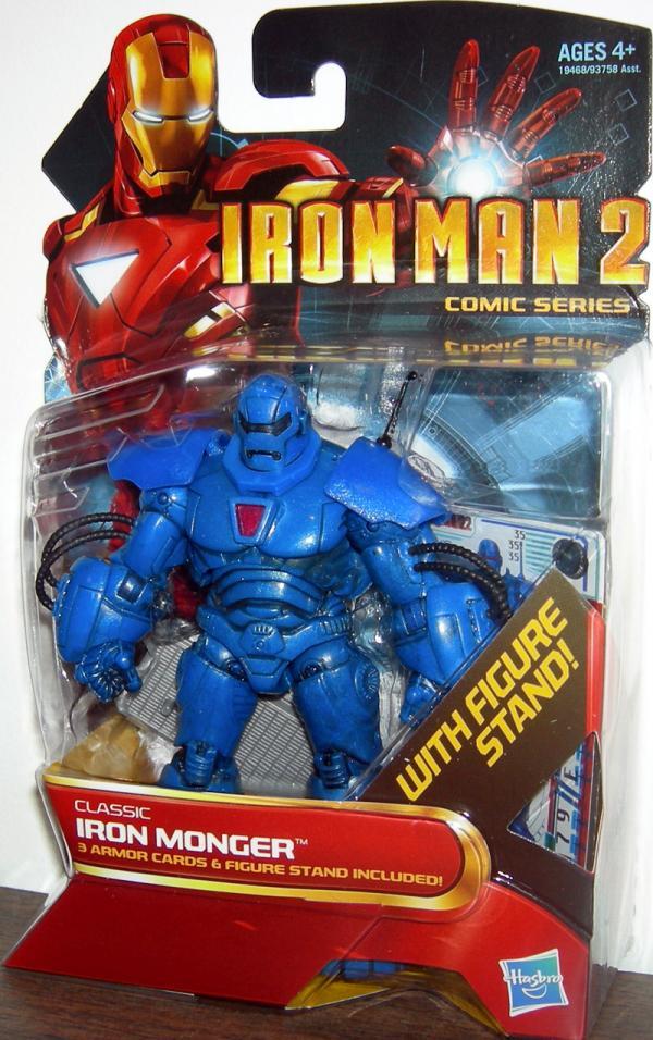 Classic Iron Monger 35