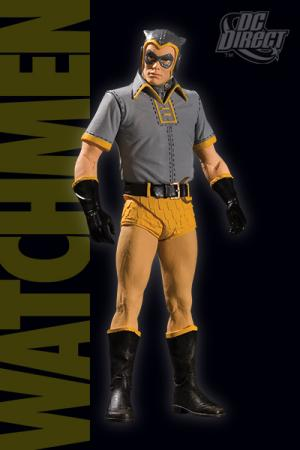 Nite Owl Classic Figure Watchmen DC Direct