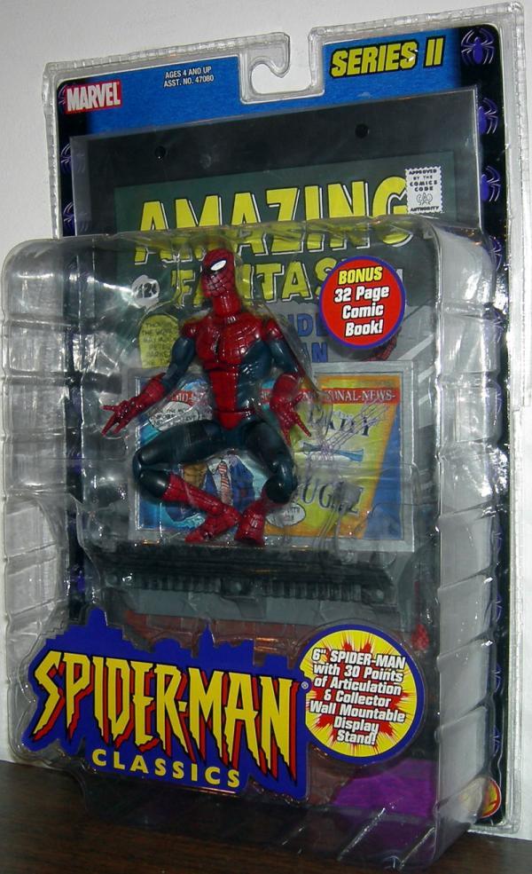 Classic Spider-Man Classics