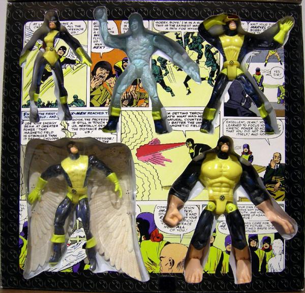 Classic X-Men 5-Pack