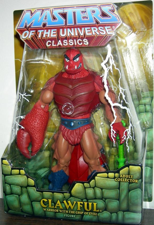 Clawful Classics action figure