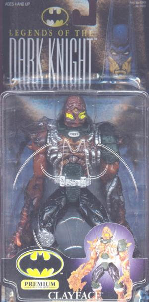 Clayface Legends Dark Knight
