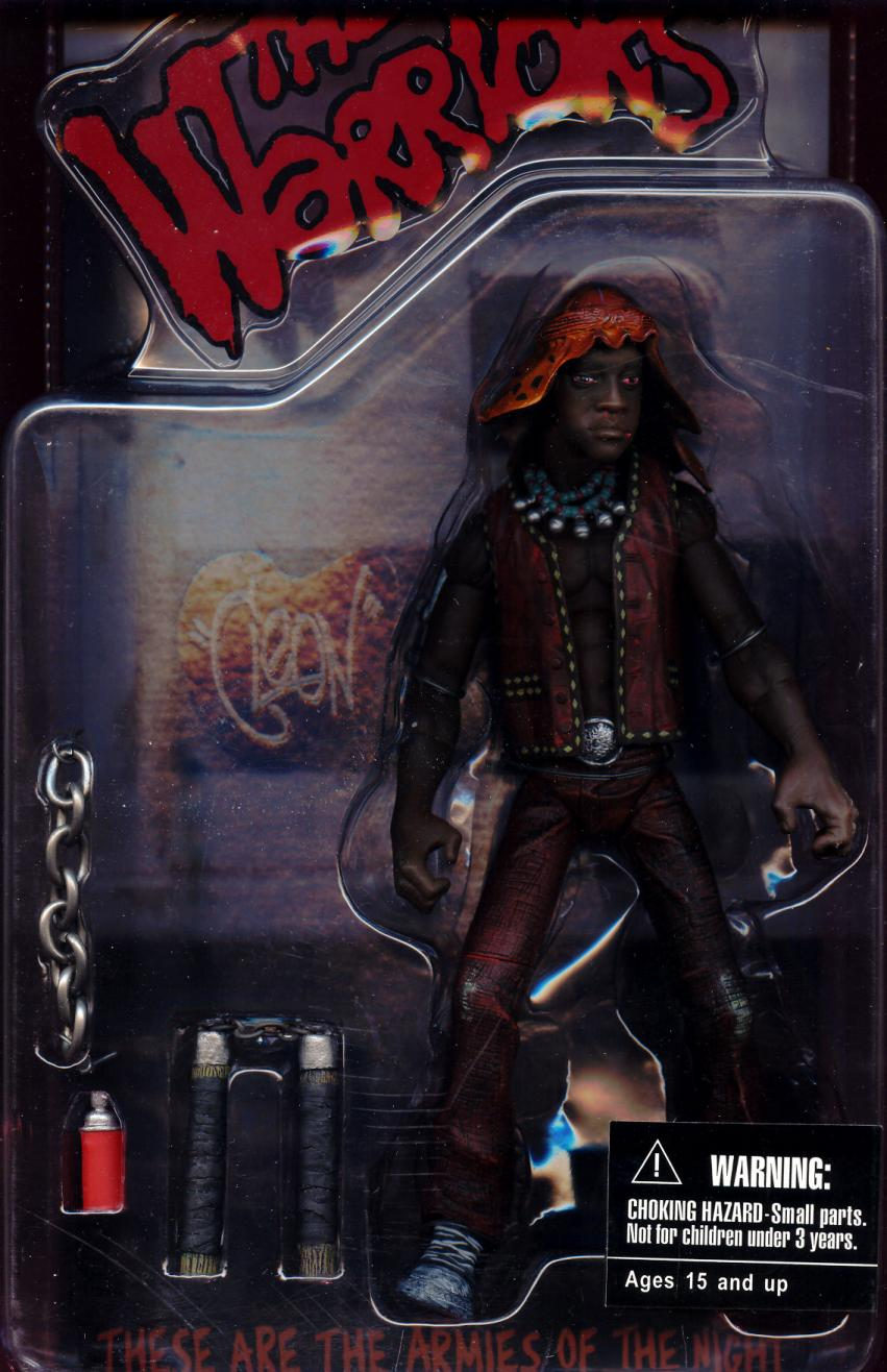 Cleon Brawl Dirty variant Warriors action figure