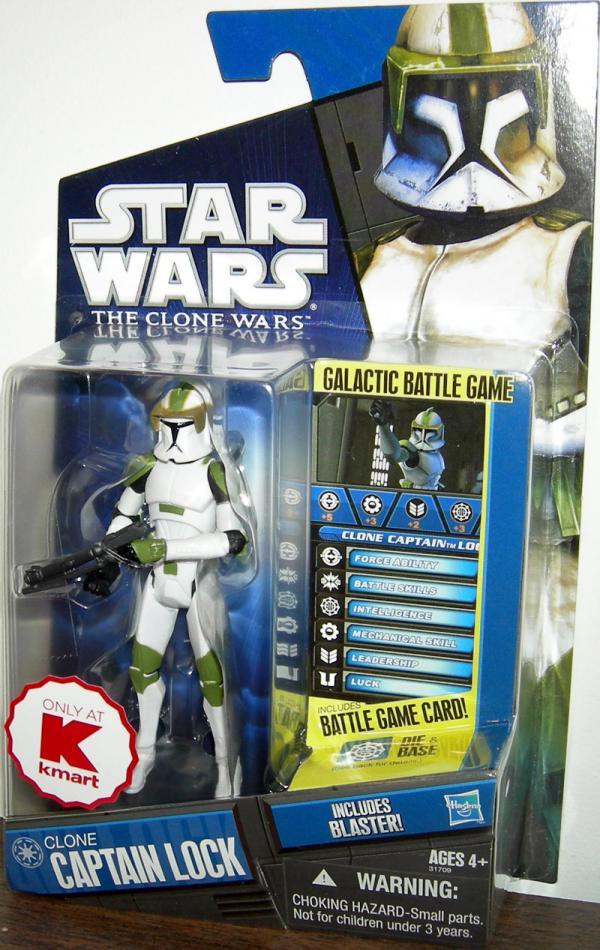 Clone Captain Lock