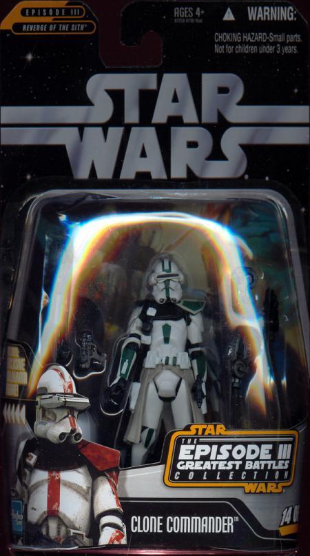 Clone Commander Episode III Greatest Battles Collection, 14 14