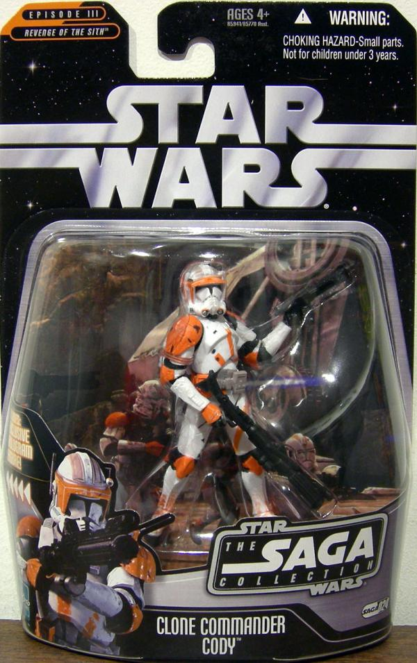 Clone Commander Cody Saga Collection, 024