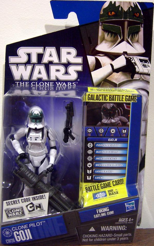 Clone Pilot Goji CW28