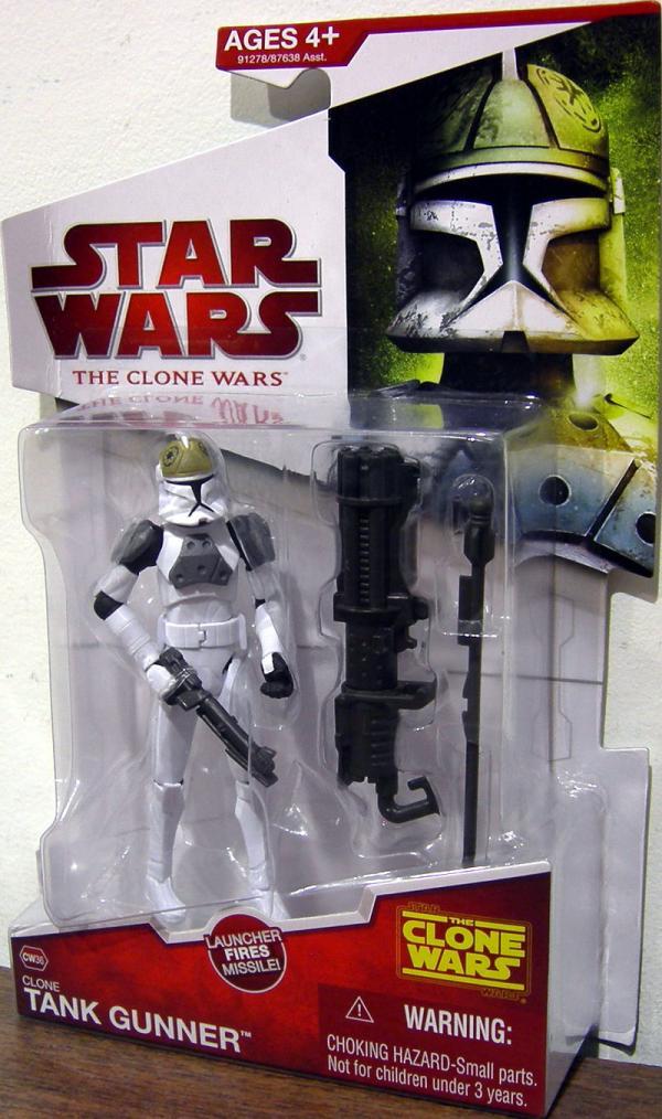 Clone Tank Gunner CW36