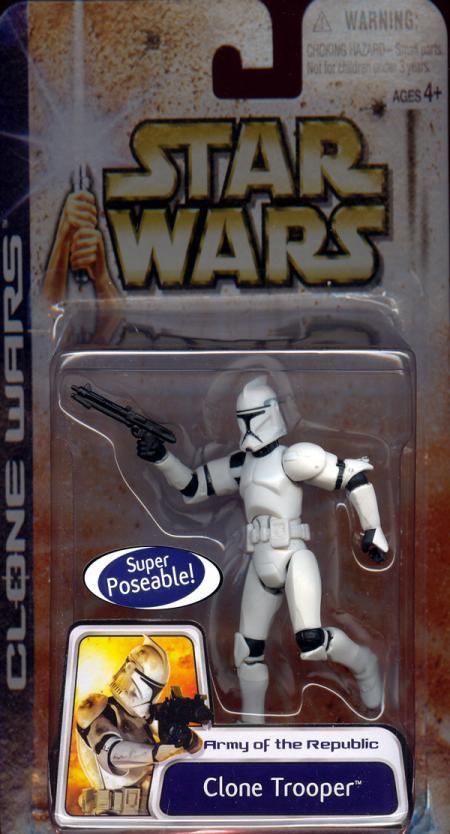Clone Trooper Clone Wars