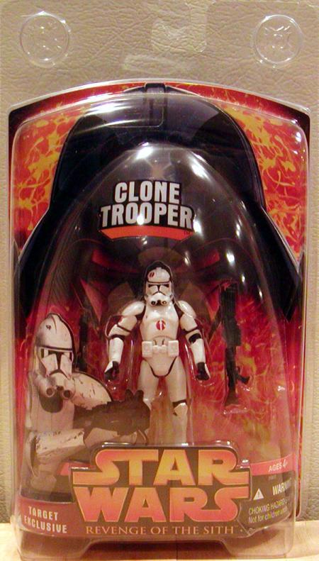 Clone Trooper Target Exclusive