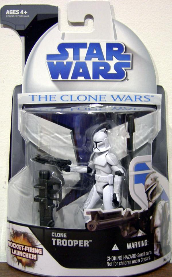 Clone Trooper Clone Wars