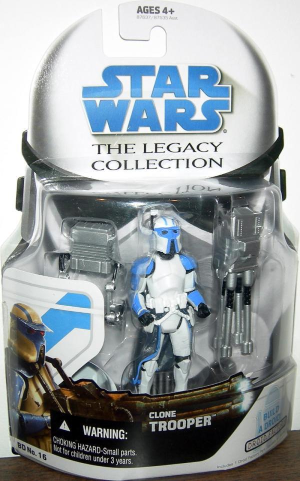 Clone Trooper Legacy Collection