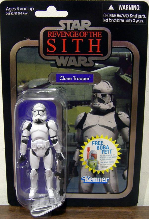 Clone Trooper VC15, foil variant