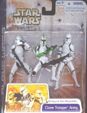 Clone Trooper Army Clone Trooper Sergeant
