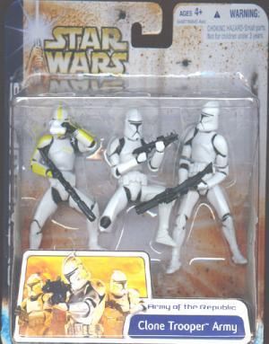 Clone Trooper Army Clone Trooper Commander