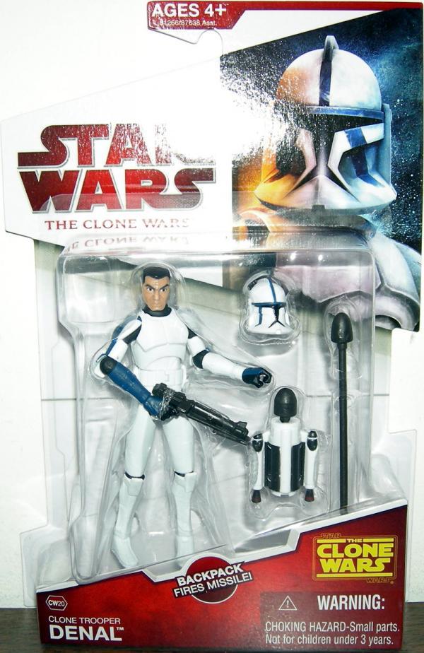 Clone Trooper Denal CW20