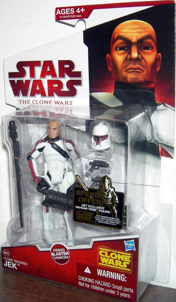 Clone Trooper Jek CW38