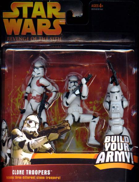 Clone Troopers Revenge Sith Clone Trooper Captain