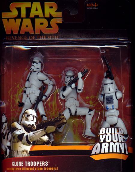 Clone Troopers Revenge Sith Clone Trooper Lieutenant