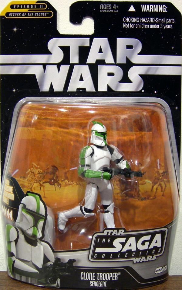 Clone Trooper Sergeant Saga Collection, 060