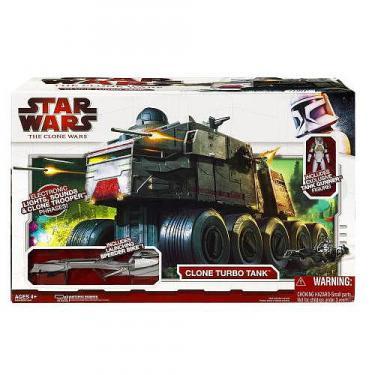Clone Turbo Tank Clone Wars