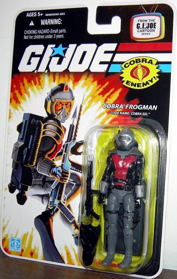 Cobra Frogman Code Name- Cobra Eel