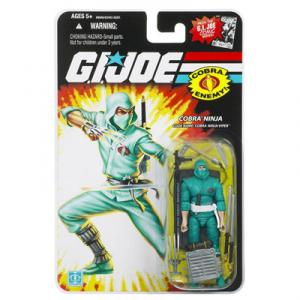 Cobra Ninja Code Name- Cobra Ninja Viper action figure