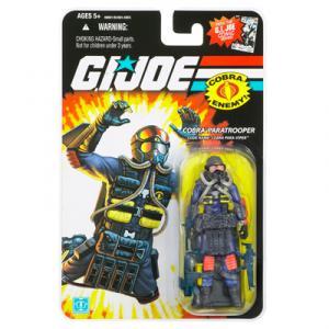 Cobra Paratrooper Figure Code Name Cobra Para-Viper GI Joe