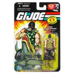 Cobra Reptile Trainer Code Name- Croc Master