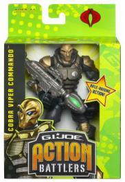 Cobra Viper Commando Action Battlers action figure