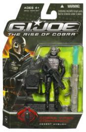 Cobra Viper Commando - Desert Ambush Rise Cobra action figure