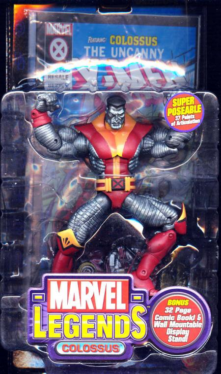 Colossus Figure Marvel Legends Series V
