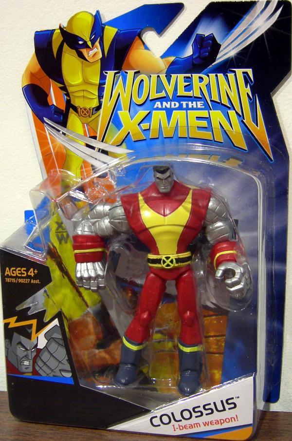 Colossus Wolverine X-Men