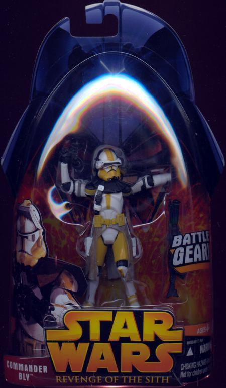 Commander Bly Revenge Sith, 57, yellow underarm stripes