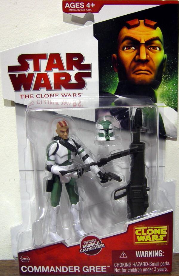 Commander Gree CW09