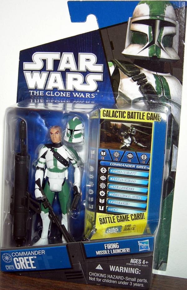 Commander Gree CW21