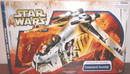 Command Gunship