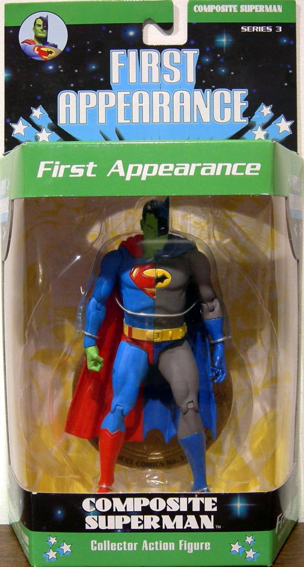Composite Superman First Appearance series 3