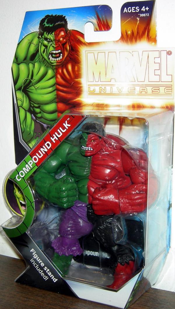 Compound Hulk Marvel Universe action figure
