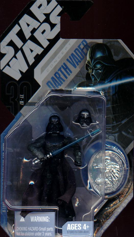 McQuarrie Concept Darth Vader 30th Anniversary, No 28