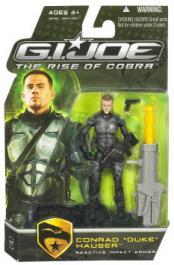 Conrad Duke Hauser - Reactive Impact Armor Rise Cobra