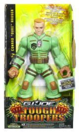 Conrad Duke Hauser - Tough Troopers Rise Cobra action figure
