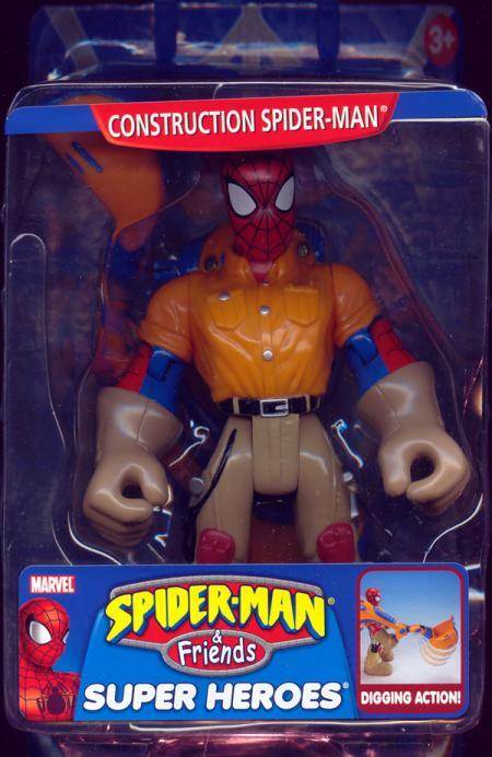 Construction Spider-Man