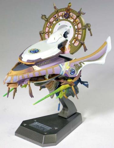 Final Fantasy Mechanical Arts Continental Circus