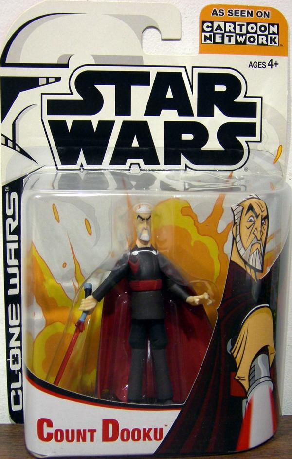 Count Dooku Cartoon Network