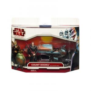 Count Dooku Speeder Bike