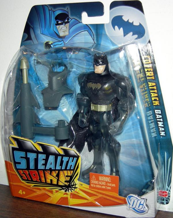 Covert Attack Batman Stealth Strike