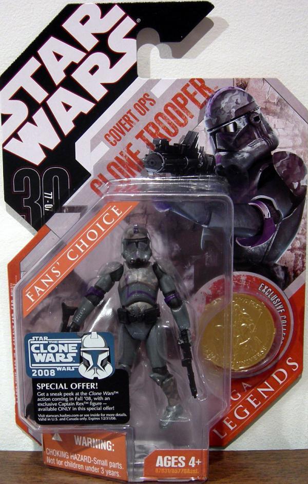 Covert Ops Clone Trooper 30th Anniversary
