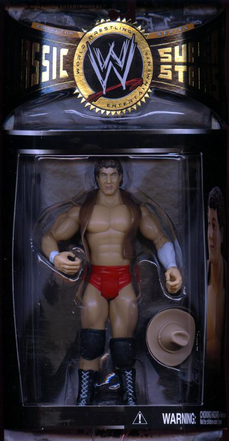 Cowboy Bob Orton Jr Action Figure Series 8 Jakks Pacific