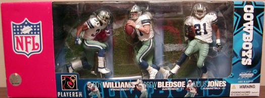 Dallas Cowboys 3-Pack